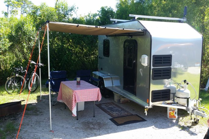 Car Go Lite Camper Price